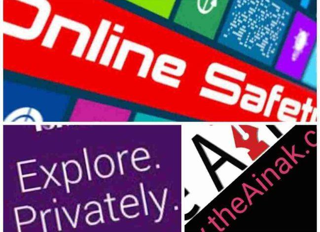Online security tor browser ainak
