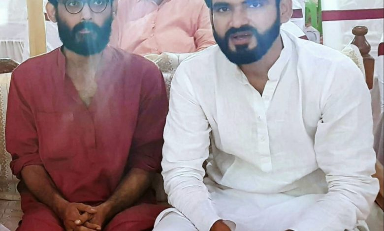 sharjeel imam and his brother